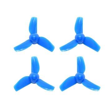 BetaFPV Betafpv 31mm 3-blade Micro Whoop Propellers (1 Sets)-Blue