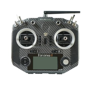 Frsky FrSky Taranis Q X7S Radio w/ Upgraded M7 Hall Sensor Gimbals (Carbon Fiber)