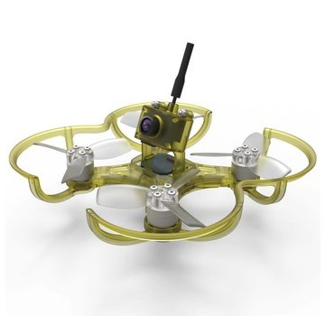 Emax BabyHawk - 85mm Brushless Drone (PNP) Clear Yellow