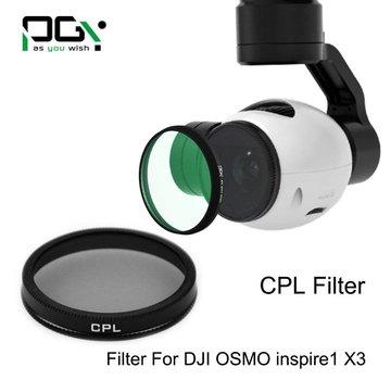 PGYTECH PGYTECH DJI INSPIRE1/OSMO X3 Filter lens(CPL)
