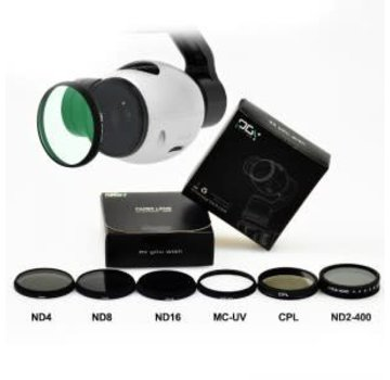 PGYTECH PGYTECH DJI INSPIRE1/OSMO X3 Filter lens(ND8)