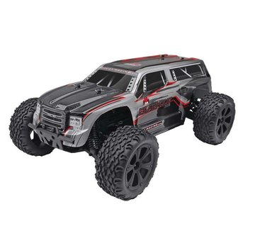 RedCat Racing Redcat Racing Blackout XTE 1/10 Electric Monster SUV Silver 4WD