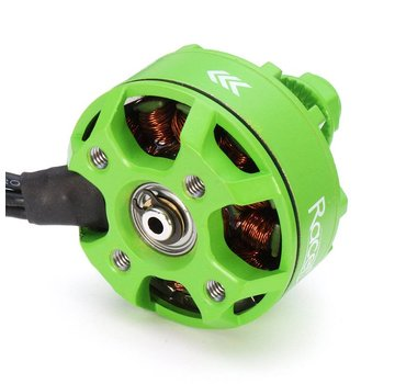 RacerStar Racerstar 2406 BR2406S Green Edition 2600KV 2-4S Brushless Motor For X220 250 280 300 Racing Drone