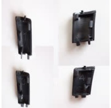 DJIParts Phantom 4 Obsidian Landing Gear Antenna Cover #1 (1 Piece)