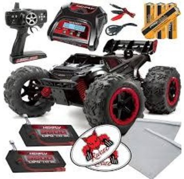RedCat Racing Team RedCat Racing TRMT8E BE6S 1:8 SCALE MONTER TRUCK 6S