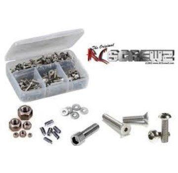 RCScrewz RCScrewz Axial Wrangler C/R Edition Stainless Screw Kit (axi020)