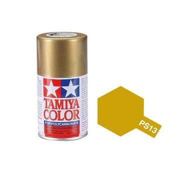 Tamiya Tamiya Polycarbonate Paint  PS-13 Gold