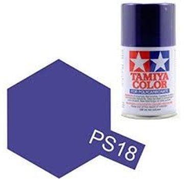 Tamiya Tamiya Polycarbonate Paint  PS-18 Metallic Purple