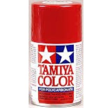 Tamiya Tamiya Polycarbonate Paint  PS-2 Red