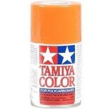 Tamiya Tamiya Polycarbonate Paint  PS-43 Translucent Orange