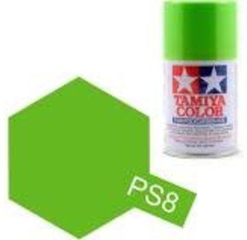 Tamiya Tamiya Polycarbonate Paint  PS-8 Light Green