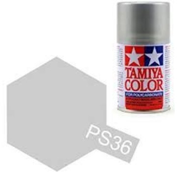 Tamiya Tamiya Polycarbonate Paint  PS-36 Translucent Silver
