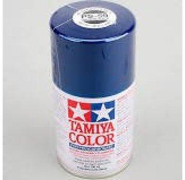 Tamiya Tamiya Polycarbonate Paint PS Dark Blue, Spray, 100ml