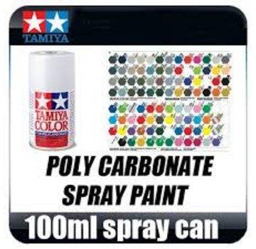 Tamiya Tamiya Polycarbonate Paint PS-55 Flat Clear Spray