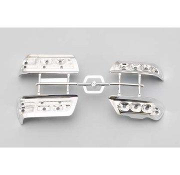 Yokomo YOKOMO Light Unit Plastic Parts (Team22 FNATZ JZX100 MarkII,) (SD-SDLA)