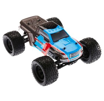 Arrma ARRMA AR102674 1/10 GRANITE VOLTAGE BLUE/BLACK