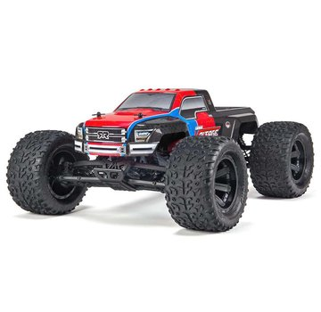 Arrma ARRMA AR102663 1/10 GRANITE VOLTAGE RED/BLACK
