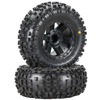 Pro-Line Pro-Line Badlands MX43 Pro-Loc All Terrain Tires Mounted