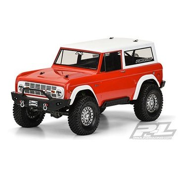 Pro-Line Pro-Line 1973 Ford Bronco Clear Body