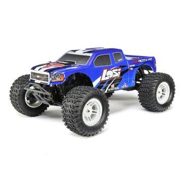 Losi Losi TENACITY Monster Truck, Blue, AVC: 1:10 4WD RTR