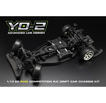 Yokomo Yokomo DRIFT PACKAGE YD-2 with GYRO YG-302