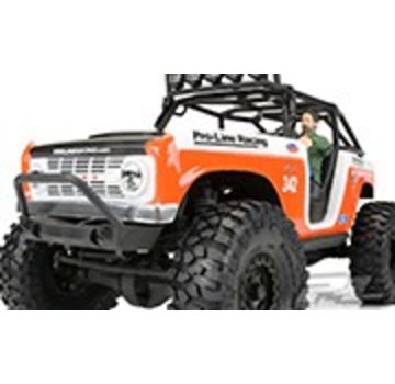 Pro-Line PRO-LINE 1966 Ford Bronco Clear Body for SCx10 Deadbolt
