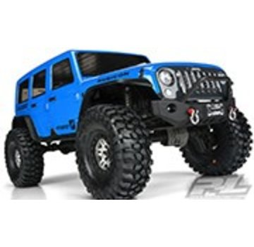 Pro-Line PRO-LINE Jeep Wrangler unlimited Rubicon Clear Body for TRX-4