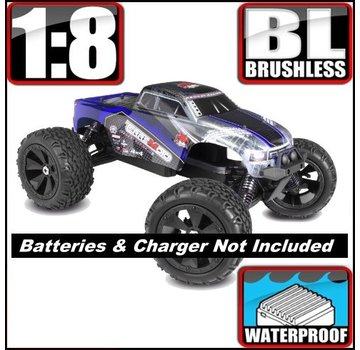 RedCat Racing RedCat TERREMOTO V2 1:8 SCALE BRUSHLESS ELECTRIC MONSTER TRUCK