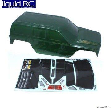 RedCat Racing Redcat Racing Green Body Shell 13827-V1-G