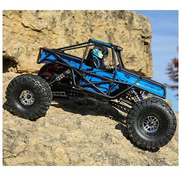 Losi Night Crawler SE Blue 1/10 4WD Rock Crawler RTR