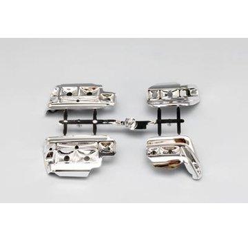 Yokomo YOKOMO Light Unit Plastic Parts (DRoo-P AE86, SD-DR86LA)