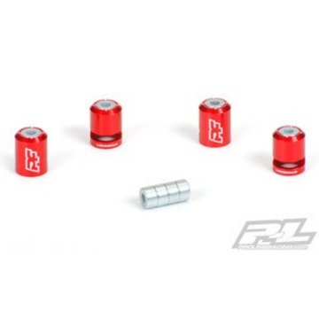 Pro-Line Crosshair Magnetic Body Mounting Kit for Most On-Road RC Bodies