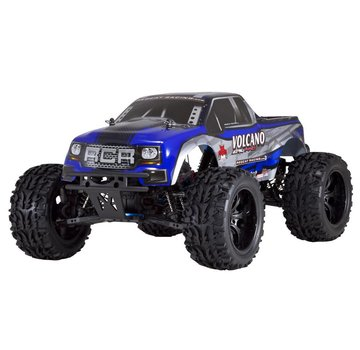 RedCat Racing Redcat Racing Volcano EPX 1/10 Electric Monster Truck Blue
