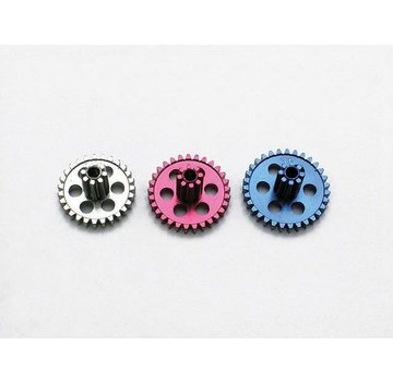 Kyosho Kyosho (MDW011) Machine Cut Spur Gear Set L (AWD 27/29/31T 94mm)