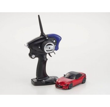 Kyosho KYOSHO MINI-Z MR-03S Mazda Roadster Soul Red RS (32230R-B)