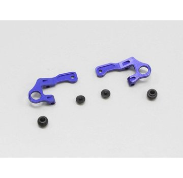 Kyosho KYOSHO Aluminum Upper Arm Set (MR-03) MZW415 (MZW415)
