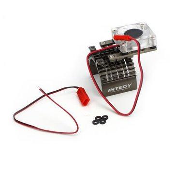 Integy INTEGY Motor Heatsink and Cooling Fan,(HOR-INTC22470GUN)