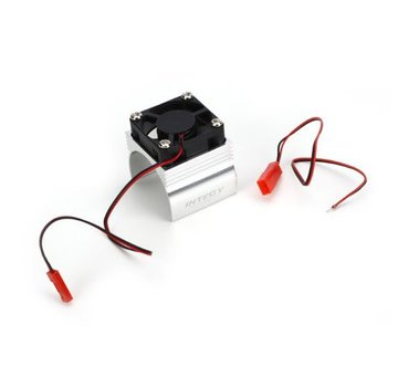 Integy INTEGY Super Brushless Motor Heatsink / Fan, 540,  (HOR-INTC23140S)