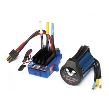 Traxxas Velineon Brushless Power System Waterproof: 1/10 (HOR-TRA3350R)