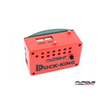 FURIOUS FPV Furious FPV DOCK-KING for the TRUE-D V3