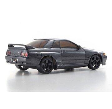 Kyosho Kyosho Mini-Z ASC AWD NISSAN SKYLINE GT-R (R32) Gun Metallic Body Set MZP437GM