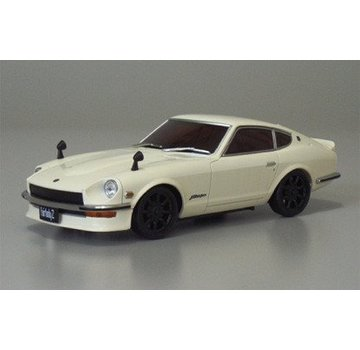 Kyosho - Route 246 Kyosho R246 MR03N RM Nissan Fairlady 240z White Body Set R246-1123