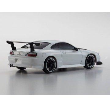 Kyosho Kyosho Mini-Z AWD Nissan Silvia S15 with GT Wing Body Set (White) MZP413CW