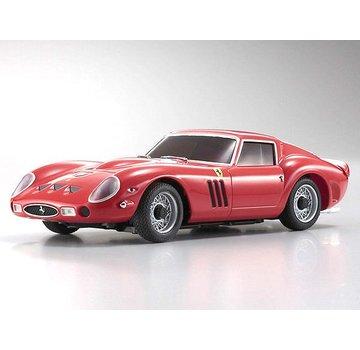 Kyosho Kyosho Mini-Z (MR03N-RM) ASC Ferrari 250 GTO Red Version Auto Scale Body Set MZP148R