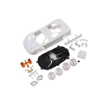 Kyosho Kyosho Mini-Z MR03-MM McLaren F1 LM White body set (w/Wheel) MZN181