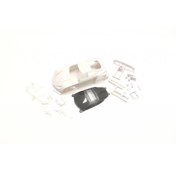 Kyosho Kyosho (MZN130) Honda HSV-010 2010 White body Set (Non-Decoration)