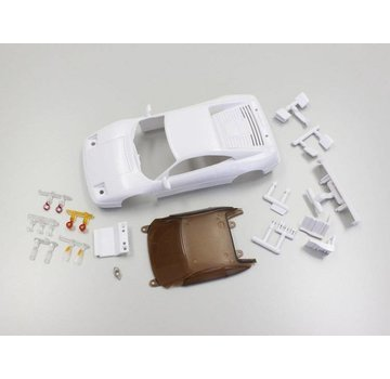 Kyosho Kyosho Mini-Z MR015RML Ferrari F355 Challenge White Body Set MZN119