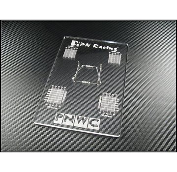 PN Racing PN Racing Mini-Z MR02/MR03 V3 Setup Board