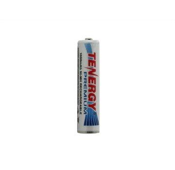 Tenergy Tenergy Premium 1 pcs AAA 1000mAh NiMH Rechargeable Batteries