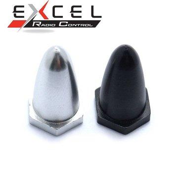 ExcelRC ExcelRC ExcelRC Pair M6 Propeller Nut Caps CNC Aluminum CW CCW 1 PAIR